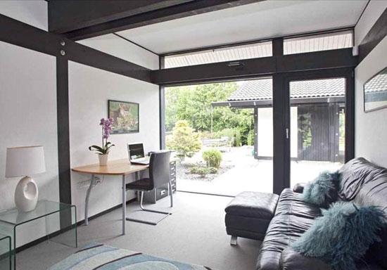On The Market Five Bedroom Modernist Huf Haus In Burcot