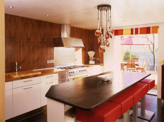 On The Market Contemporary Art Deco Style Property In