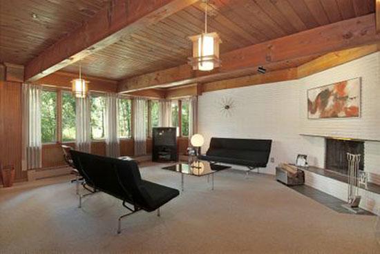 On The Market 1950s Frank Lloyd Wright Inspired