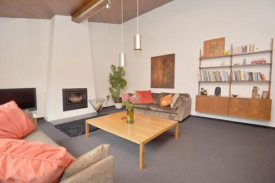 on the market 1960s three bedroom modernist property in