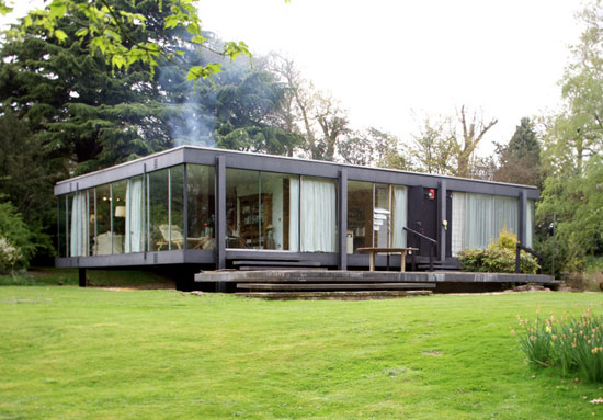 Midcentury Modern Vegetable Garden