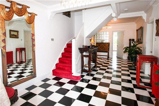On The Market The White House 1930s Art Deco Property In