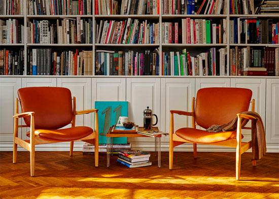 1950s Finn Juhl-designed France Chair reissued