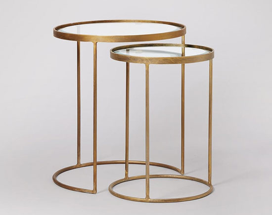 Seymour side table set