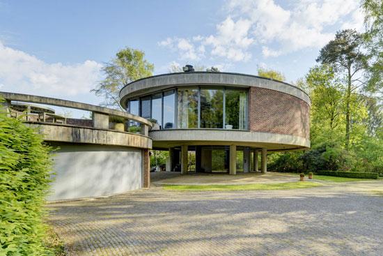 1. 1970s Jackie Cuylen-designed property in Herentals, Antwerp, Belgium