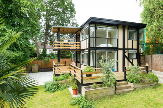 Walter Segal-designed modernist property in London SE23