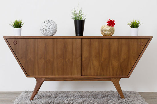 10. 1960s-style Buckley sideboard at Joybird