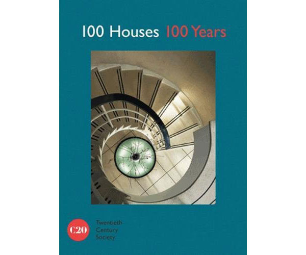 100 Houses 100 Years by 20th Century Society discounted at TK Maxx
