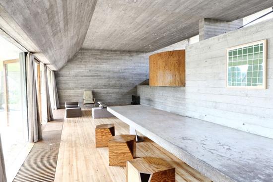 10. 1970s Julian Lampens-designed brutalist property in Sint-Martens-Latem, Belgium