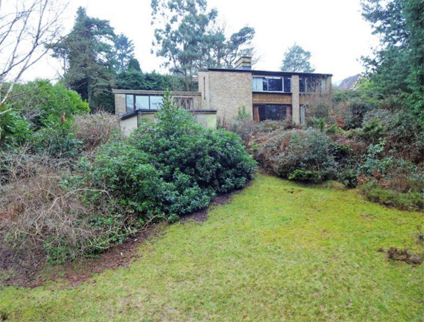 11. Time capsule for sale: 1960s modernist property in Grayshott, Hampshire