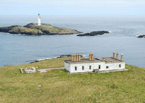 The Isle Of Grunay, Out Skerries, Shetland, Scotland