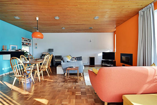 1960s modern house in Bexhill-On-Sea, East Sussex