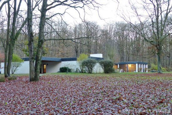 On the market: 1970s modernist property in Pacy-sur-Eure, north west France