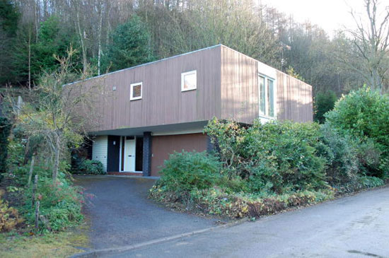 12. 1970s Stan Wilson-designed two bedroom house in Hutton Village, Guisborough, North Yorkshire