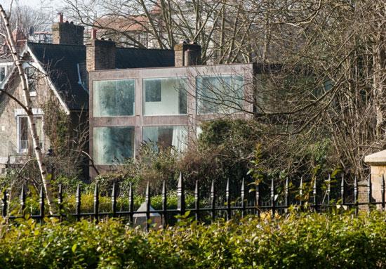 12. 1960s John Winter-designed grade II-listed modernist property in London N6