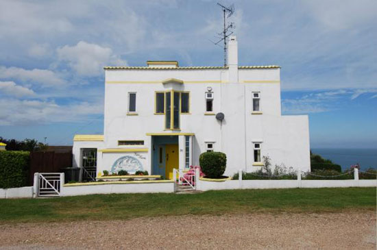 Four-bedroom 1930s art deco property in Herne Bay, Kent