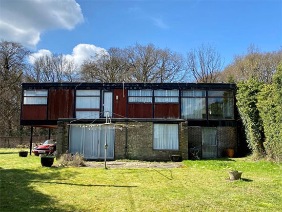 1960s Solar House in Henley-on-Thames, Oxfordshire