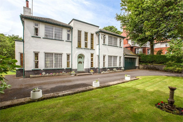 15. In need of renovation: 1930s art deco-style property in Bolton, Lancashire