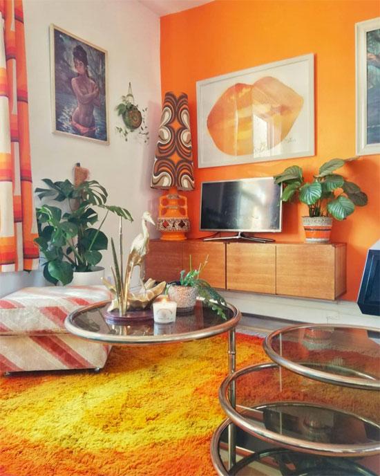 Estelle Bilson's 1970s house in Manchester