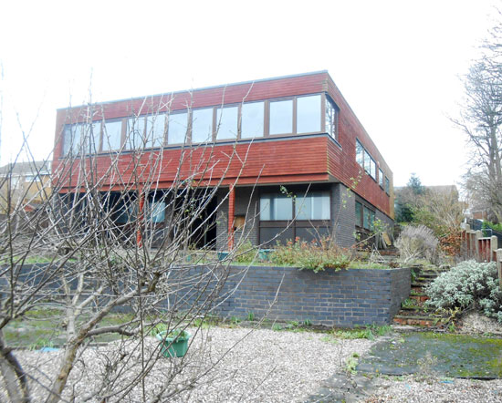 1960s Ronald Smith-designed modernist property in Birmingham, West Midlands
