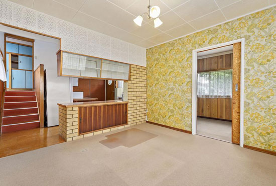 1960s time capsule in Brisbane, Queensland, Australia