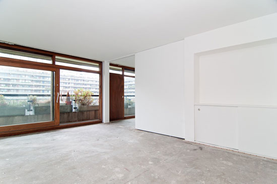 Type 20 apartment in Speed House on the Barbican Estate, London EC2Y