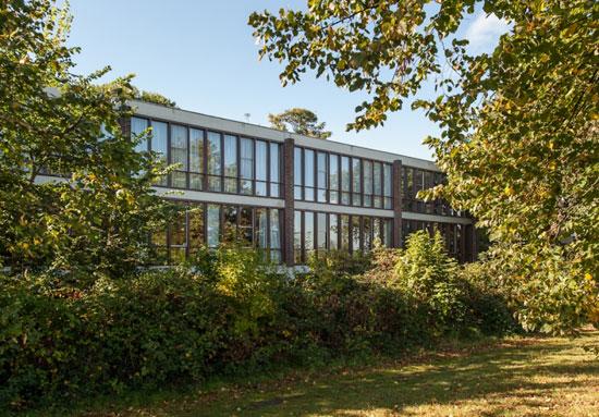 1960s Royston Summers-designed modernist property in North Several, Blackheath, London SE3