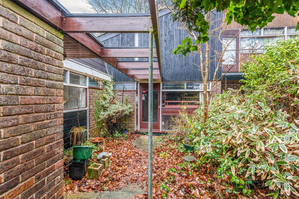 21. 1960s time capsule in Crawley, West Sussex