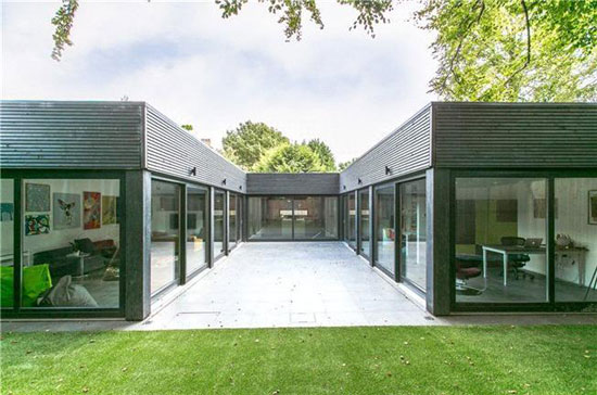 22. Fortress House contemporary modernist property in London SE26
