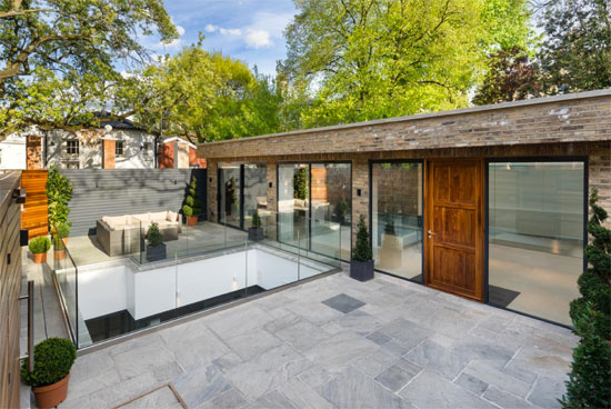 23. Langtry House contemporary modernist property in Hampstead, London NW3