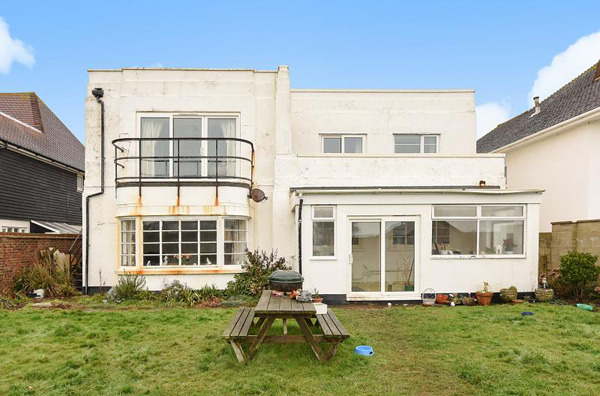 24. Art deco renovation project: 1930s four-bedroom property in Middleton On Sea, West Sussex