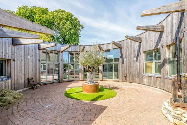 24. Grand Designs Roundhouse in Deanshanger, Buckinghamshire