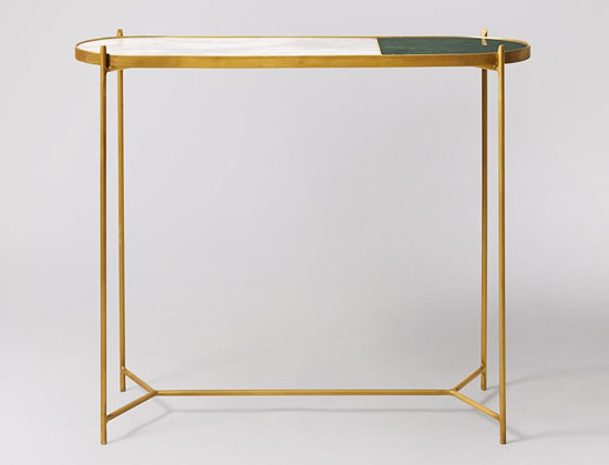 Aravali console table