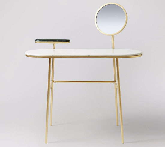 Senzo dressing table
