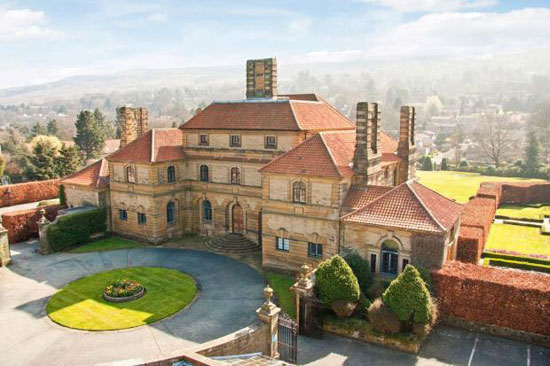 3. Sir Edwin Lutyens-designed Heathcote grade II-listed Arts and Crafts house in Ilkley, West Yorkshire