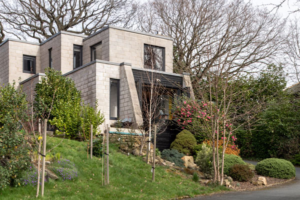 30. 1970s Brooks Thorp Partners modern house in Leeds, West Yorkshire