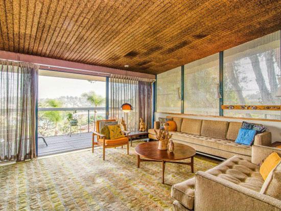30. 1950s Al Martin-designed midcentury modern property in Los Angeles, California, USA