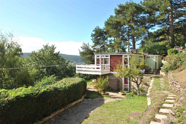 33. 1960s midcentury renovation project in Minehead, Somerset