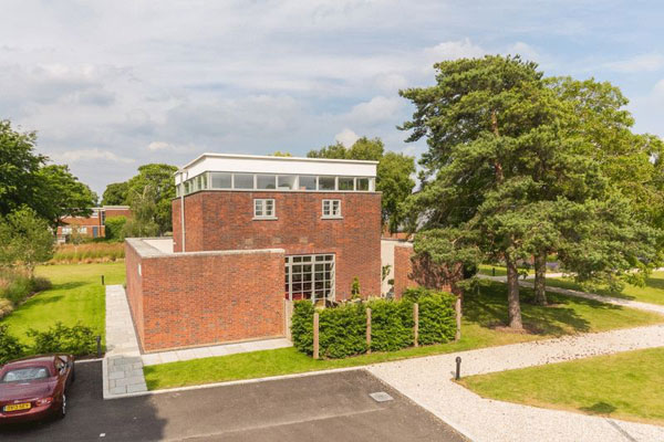 36. 1940s conversion: Former electric substation in Bicester, Oxfordshire