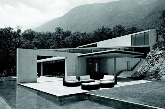 Tadao Ando: House in Monterrey, Monterrey, Mexico, 2011. Toshiyuki Yano