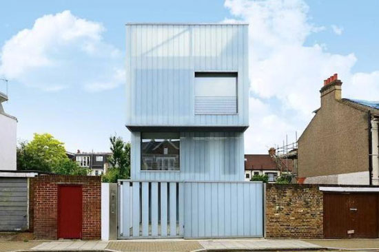 4. Grand Designs: Two-bedroom low-energy modernist property in Clapham Park, London SW2