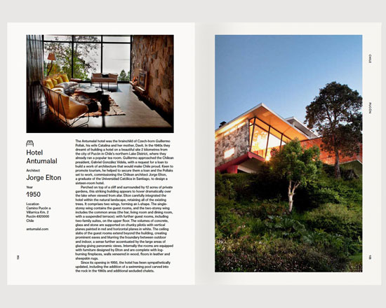 Modernist Escapes book by Stefi Orazi
