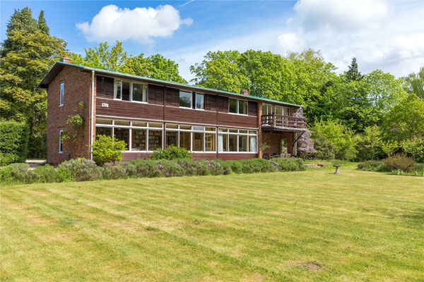40. 1930s Overshot modern house in Oxford, Oxfordshire