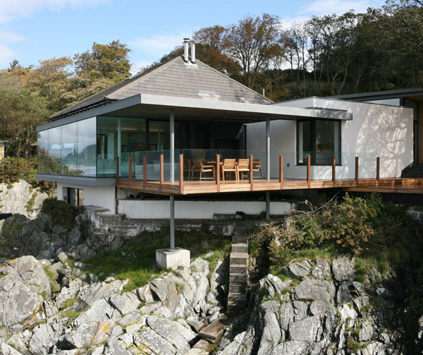 5. House from The Nest in Argyll and Bute, Scotland