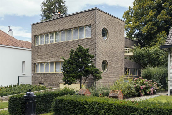 6. 1930s Eduard Van Steenbergen-designed Villa Peirsman in Brasschaat, Belgium