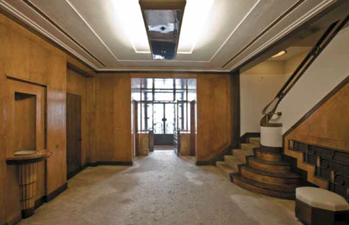 8. 1930s art deco nine bedroom Marylebone Town House in Harley Street, London, W1G