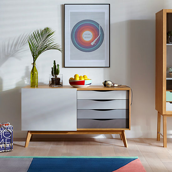 8. House by John Lewis Casper sideboard