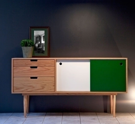 9. Fidar made to order sideboard by Kann