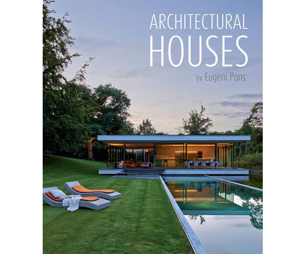 New book: Visionary Houses by Eugenie Pons