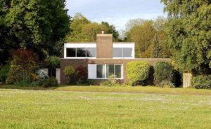 1970s modernism: Mark Pawson-designed property in Great Barton, Suffolk